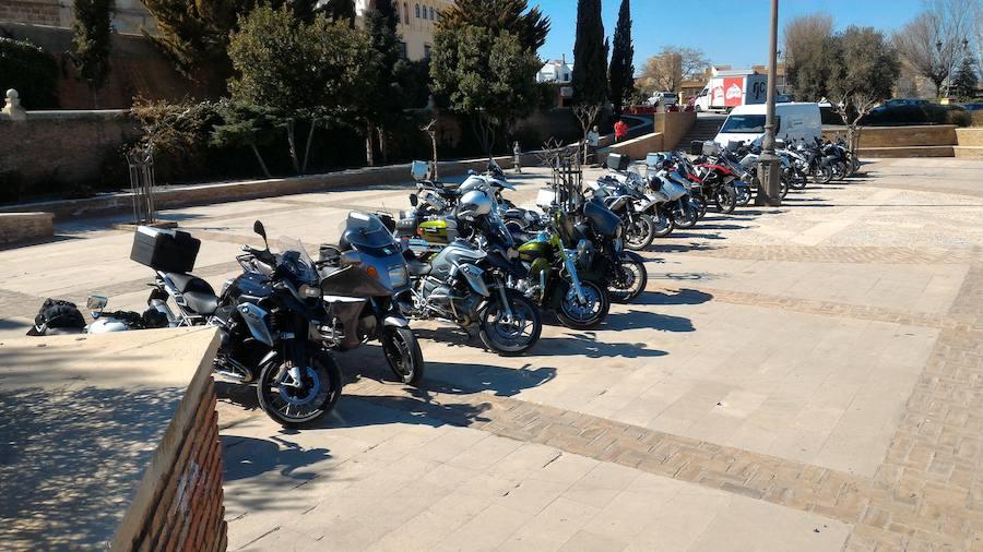 39 riders in spain 39 sigue teniendo muy presente a guadix en for Oficina de turismo de suiza en madrid