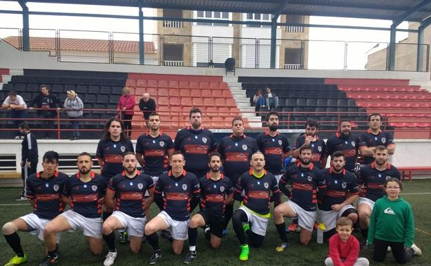 Club de Rugby de Huércal-Overa en 'el Hornillo'./IDEAL