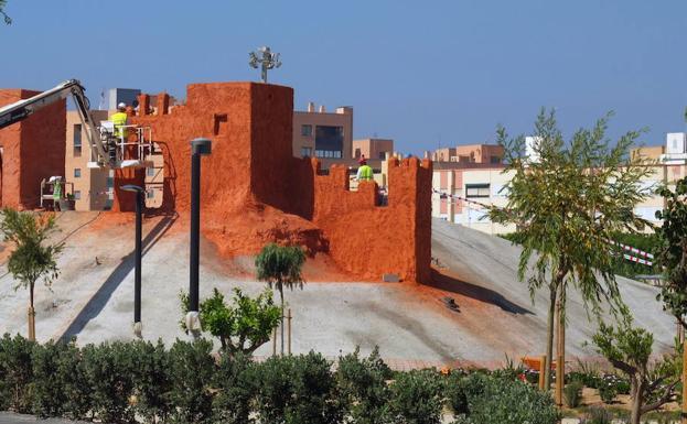 Urbanismo paraliza la licitaci n de la segunda fase del - Colegio arquitectos almeria ...