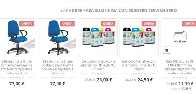 Pautas para elegir un buen sill n de trabajo ideal for Material oficina granada