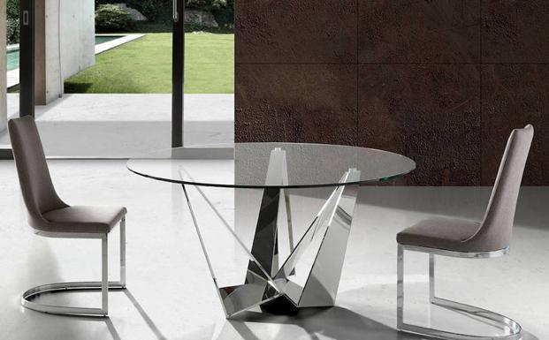 Elige tu mesa de comedor de la mano de muebles raya ideal - Mesa comedor granada ...