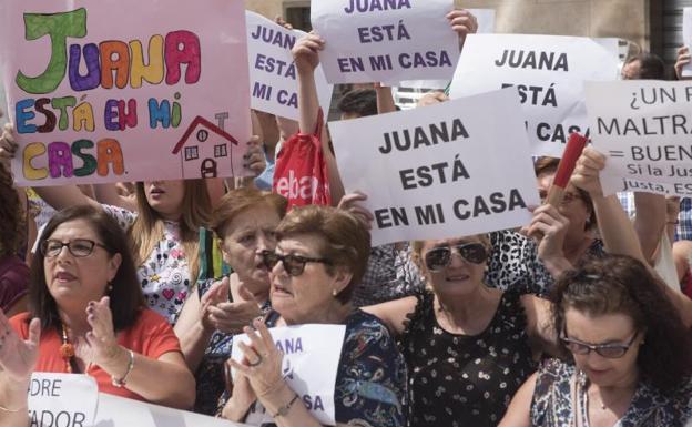 El juzgado deniega la detenci n de juana rivas ideal for Juzgado de guadix