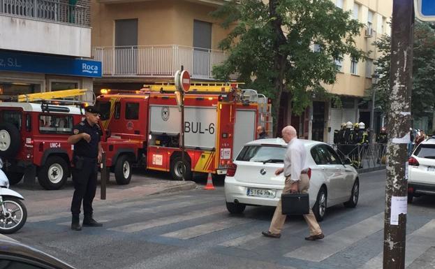 Incendio en una pizzer a de la calle gran capit n en for Juzgado de guadix