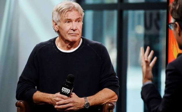 Harrison Ford./AFP