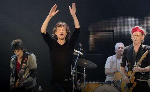 'The Rolling Stones' anuncia su disco 'On Air' el 1 de diciembre