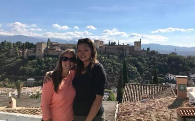 Las 7 razones de una extranjera por las que granada es la - Mejor sitio para vivir en espana ...