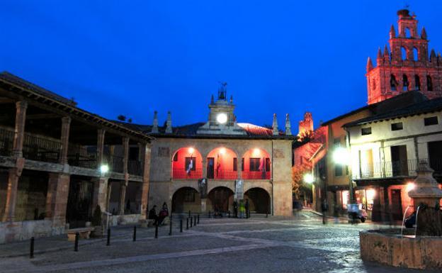 Ayll n patrimonio e historia en la provincia de segovia - Hoteles en ayllon ...