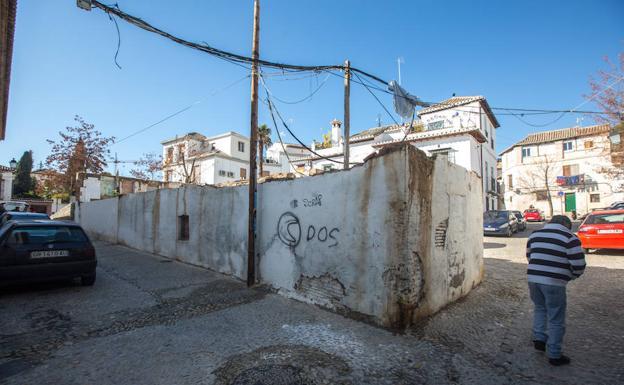 Exterior de la Placeta de Castillas, 1.