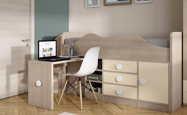 El mueble multifuncional la soluci n perfecta para los for Mueble zapatero para espacios pequenos
