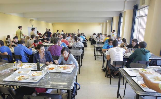 Qué menús pueden comer por 3.5 euros los 60.000 estudiantes de la ...