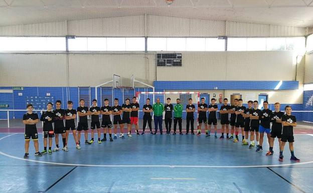 0c6d25c4ae La Federación Andaluza de Balonmano entrena en Huétor Tájar