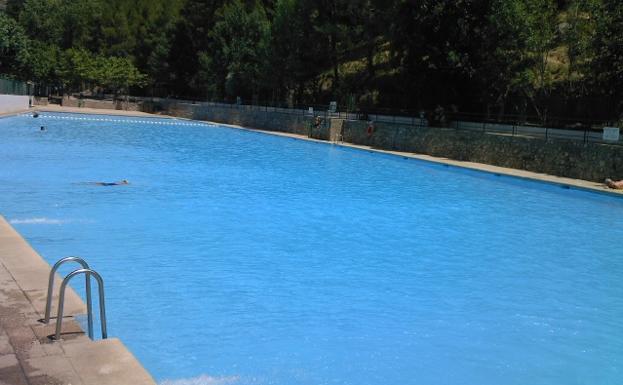 la piscina municipal de orcera famosa a nivel nacional