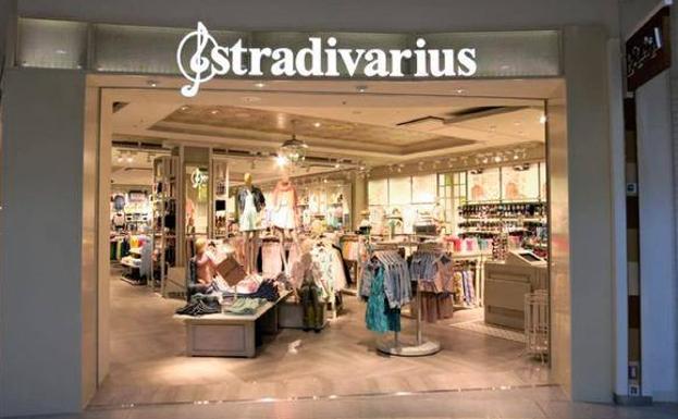 Stradivarius calle recogidas granada