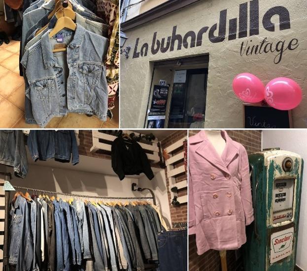 ea3acacc5ebc 4 tiendas de Granada donde comprar ropa 'vintage' original y barata ...