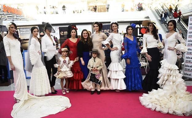 Rebeca Moda Flamenca  Referente en vestidos de flamenca y novias de aire  andaluz 940cd8689d7