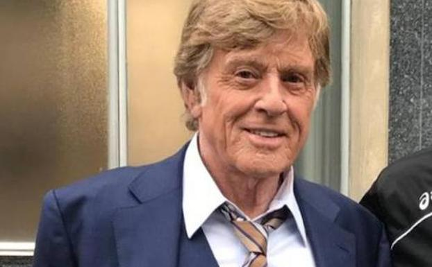 Robert Redford en 'The Old Man and the Gun' (2018).