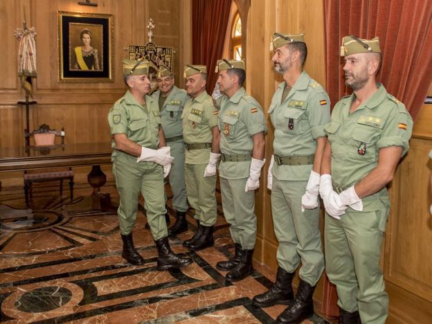 El general Marcos Llago ostenta la jefatura de la Brigada de La ...