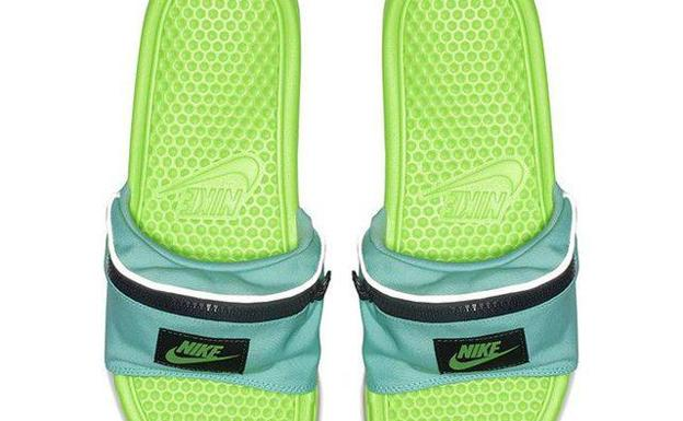 Chanclas Riñonera Nike¿cómo Llevar Es Posible Las De Surrealistas jq4LR35A