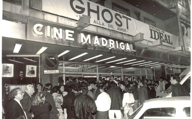 Image result for madrigal granada cine