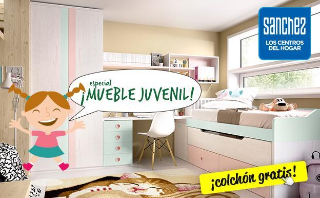 Dormitorios juveniles una vuelta al cole pr ctica y divertida ideal - Dormitorios juveniles en granada ...
