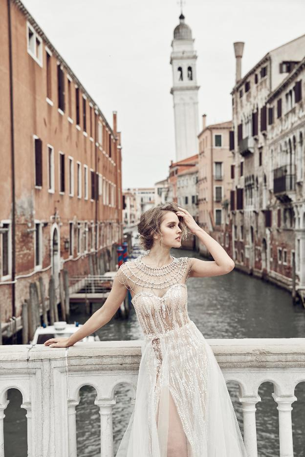 un párroco veneciano propone una tasa a la novia en función de la