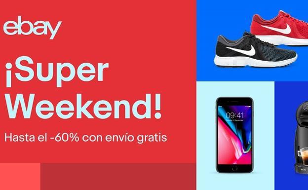Puedes De Que Ebay4 Todavía AprovecharIdeal Superweekend' Ofertas OZiPlwkXuT