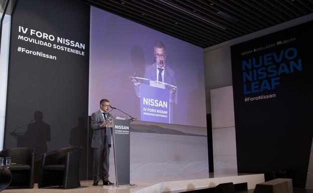 IV Foro Nissan Movilidad Sostenible