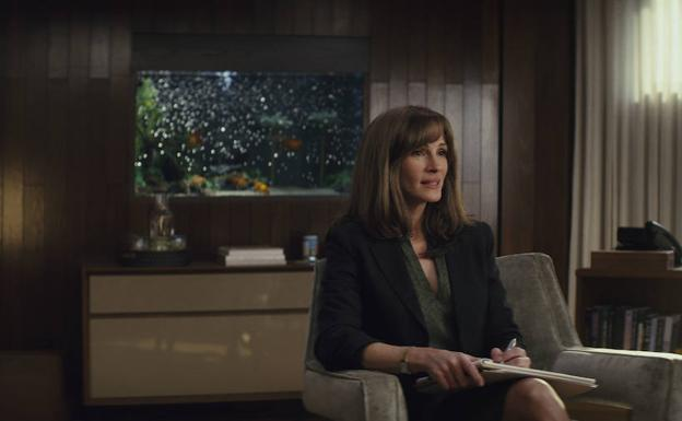 Julia Roberts es la protagonista de 'Homecoming' (2018).