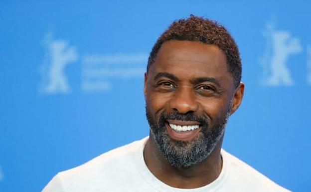 Idris Elba. /REUTERS