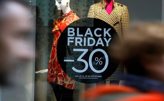 9a428ef4d2156 Black Friday en ropa y calzado  así son las ofertas en Zara