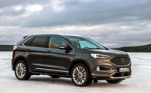 La inteligencia artificial en el Ford Edge