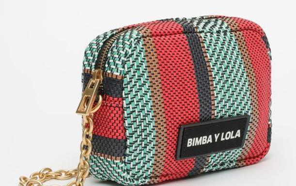 2019 real auténtico mayor selección 5 bolsos de Bimba y Lola que puedes comprar muy rebajados en ...