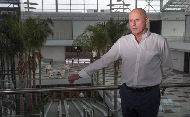 Tomás Olivo, el dueño del Nevada de Granada, posee la séptima fortuna de España