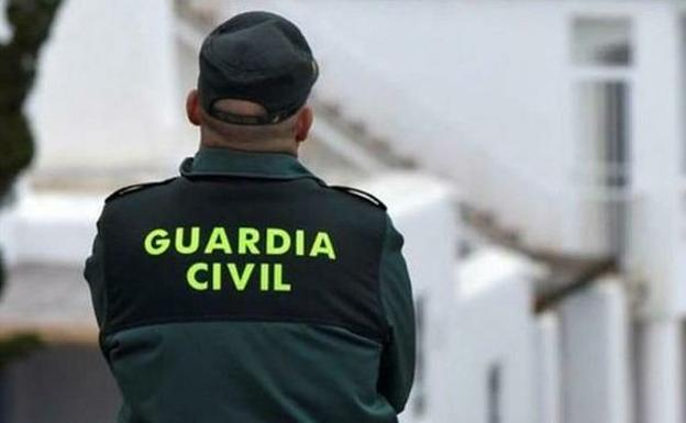 Un guardia civil. /EFE