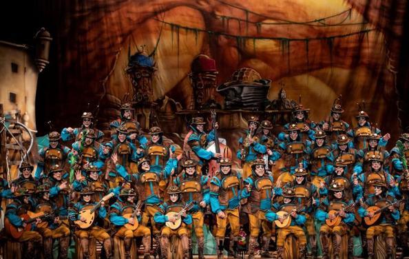 Coro Ganador Del Concurso De Agrupaciones Del Carnaval De Cádiz 2020 Actuación De La Colonial En Vídeo Ideal