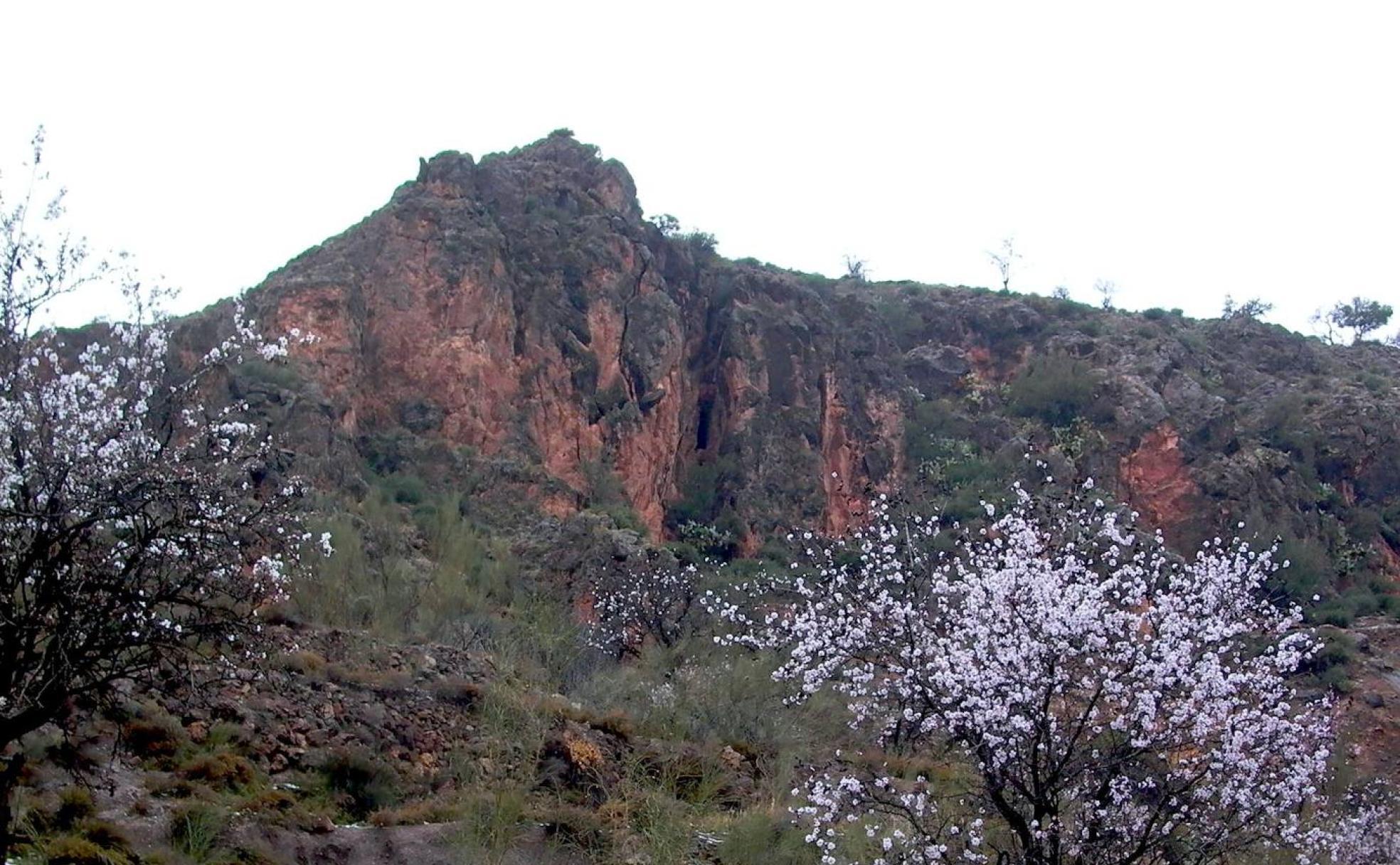 Paisajes de Almería | La Cueva de Nieles | Ideal