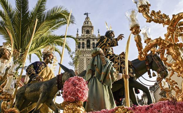 Sevilla suspende la Semana Santa por segundo año consecutivo