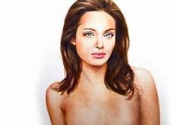pechos operados desnudos