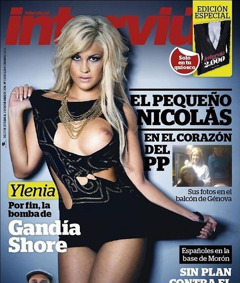Ylenia La Sexy Rubia De Gandía Shore Desnuda En Interviú Ideal