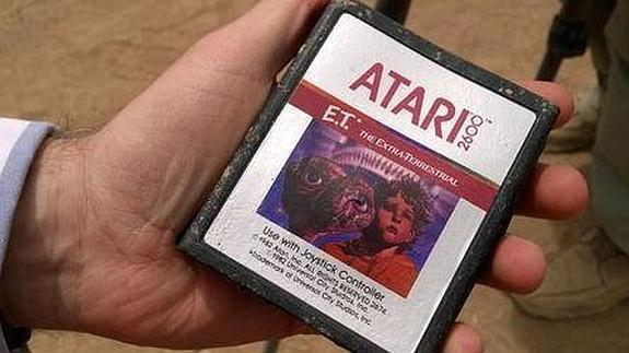 Antiguos Juegos De Atari Se Venden Como Pan Caliente Triunfales Ideal