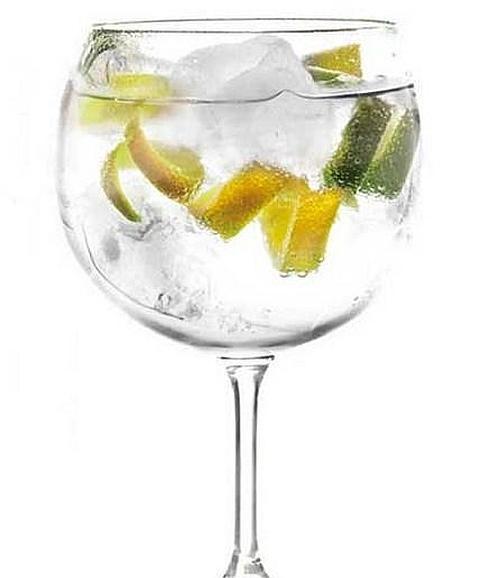 calorias de un gin tonic