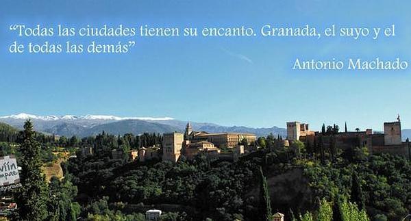 14 Frases Y Citas Sobre Granada Que Te Van A Encantar Ideal