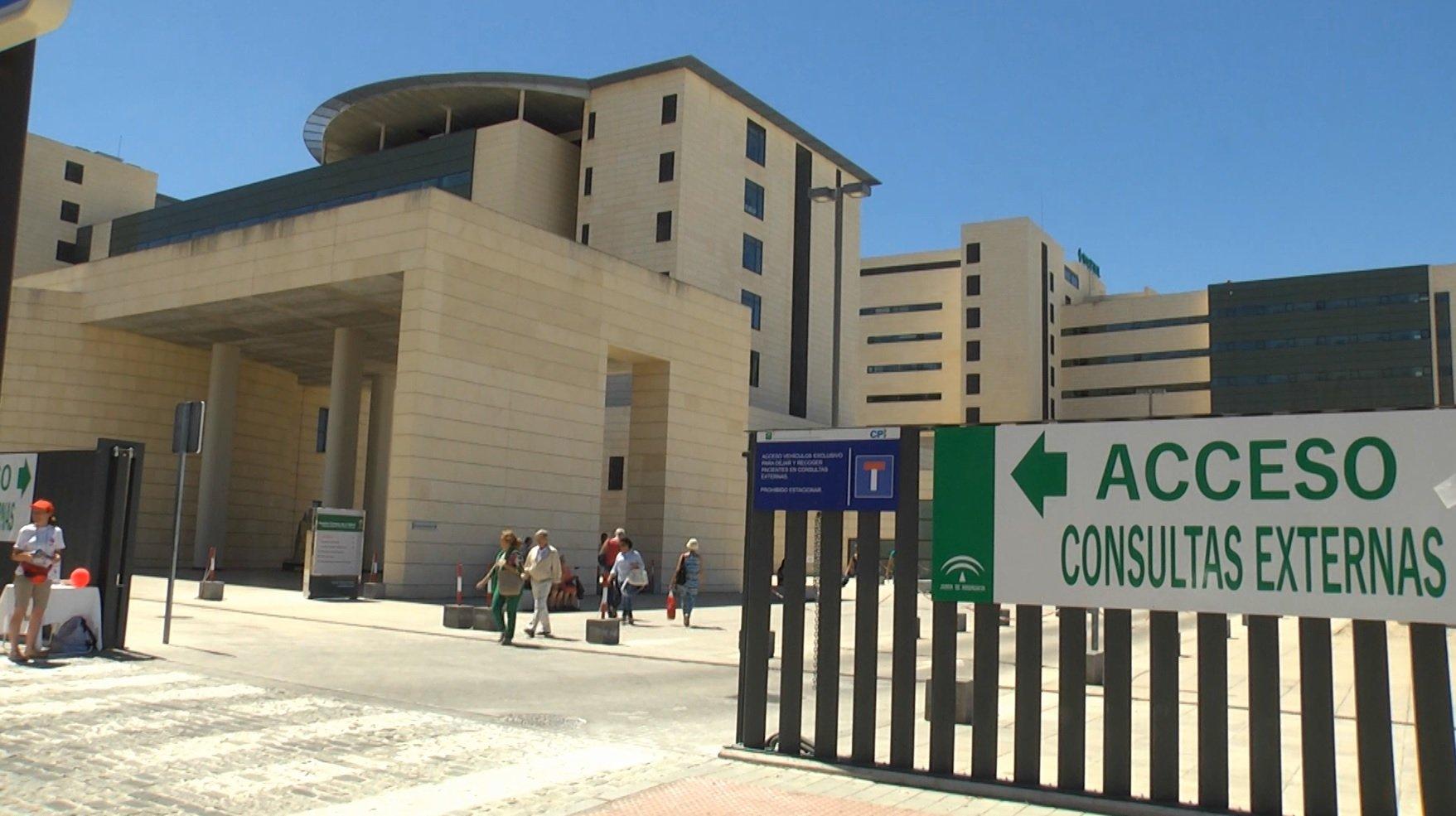Resultado de imagen de fotos de hospitales en granada