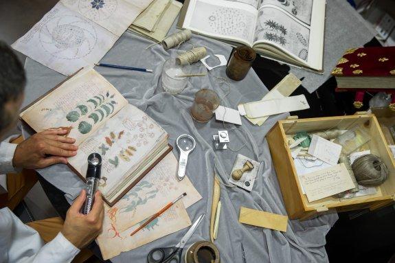 Clonando el libro más antiguo del mundo: ¿de qué trata? | Ideal