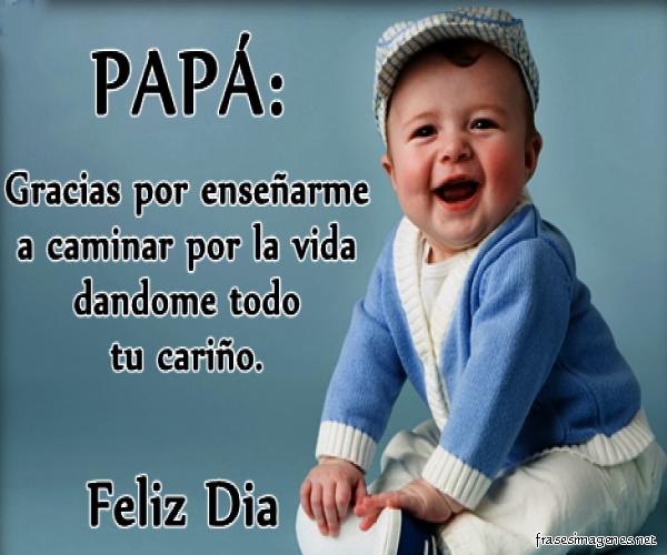 Frases Y Felicitaciones Del Día Del Padre Postales