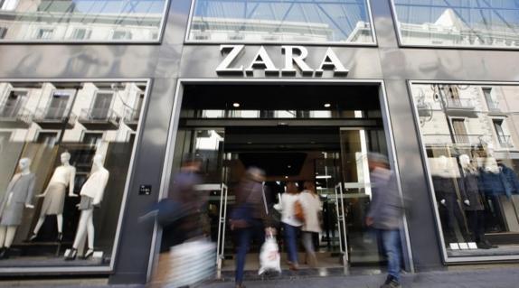 Así es la tienda más grande del mundo de Zara b46f7a6c9c1